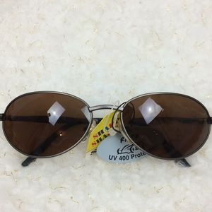 Men's Sunglasses new with tags brown lenses